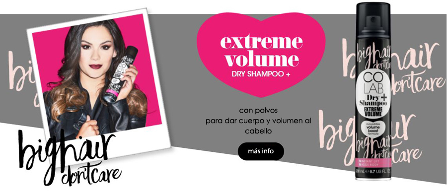 champu seco colab extreme volume