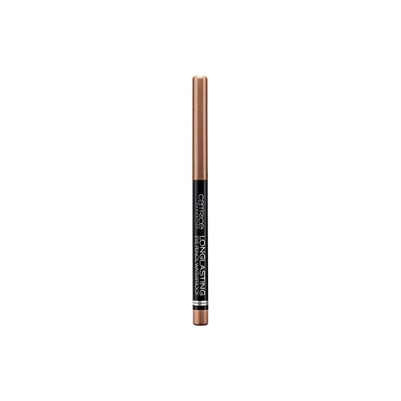 Catrice - Longlasting Eye pencil Waterproof - 040 Karate with Bronze Lee