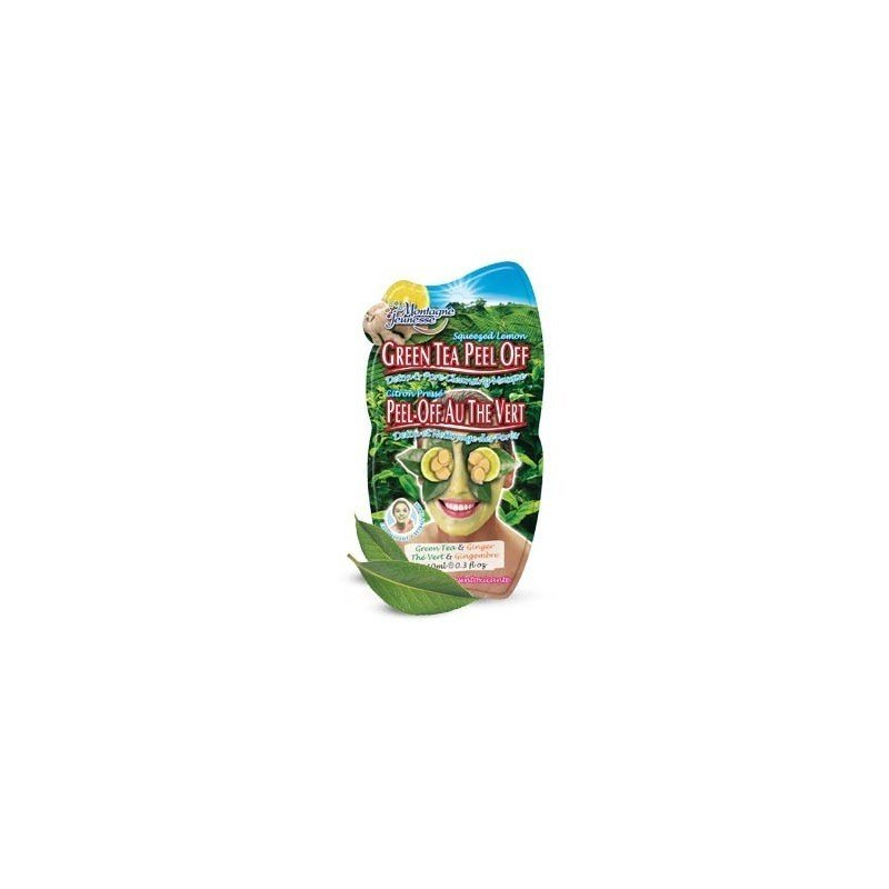 Montagne Jeunesse - Mascarilla peel off - Green Tea