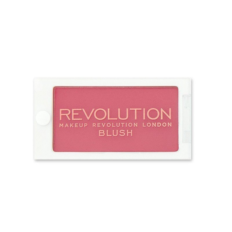 Makeup Revolution - Powder blush - Hot! - New format