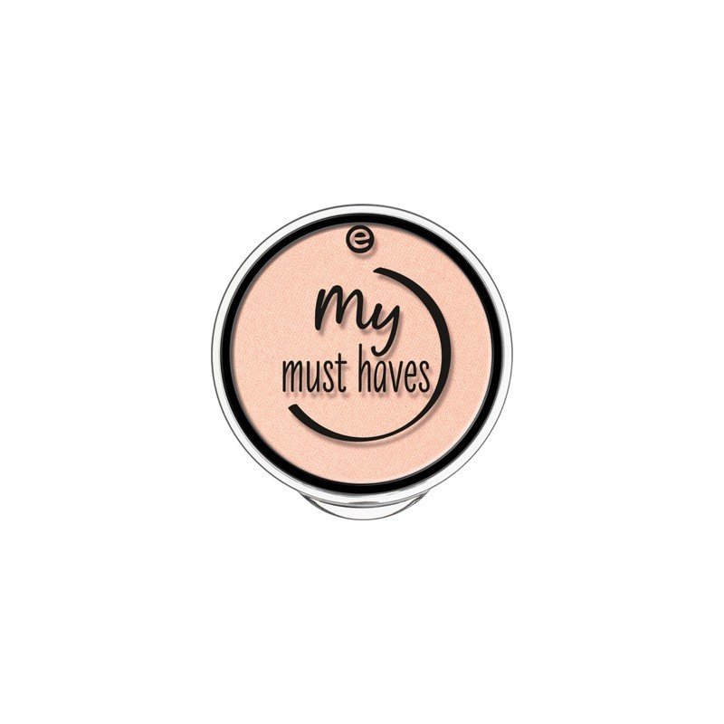 Essence - My must haves  Highlighter Powder - 01 Let it glow