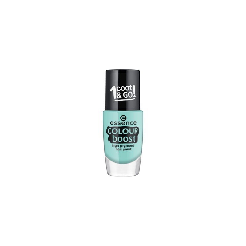 Essence - Colour boost nail polish - 06 Instant happiness