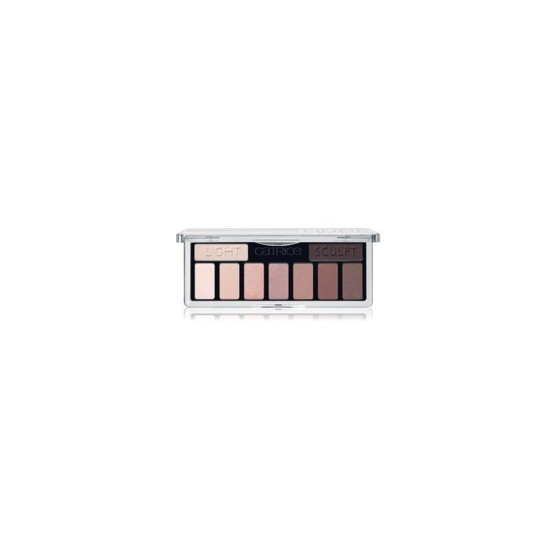 Catrice - Paleta de sombras de ojos The essential nude collection
