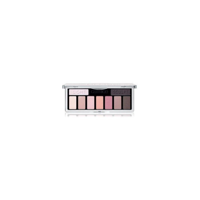 Catrice - Paleta de sombras de ojos The Nude Blossom Collection