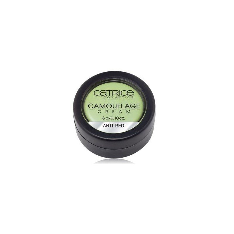 Catrice - Camouflage Cream Corrector Antirrojeces