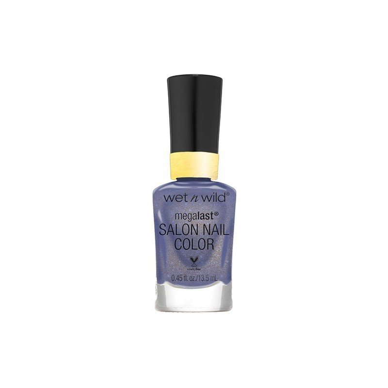 Wet n Wild - Nail Polish MegaLast Salon Limited Edition Sequins & Stardust - E34841 R-U-Free-2 Dance