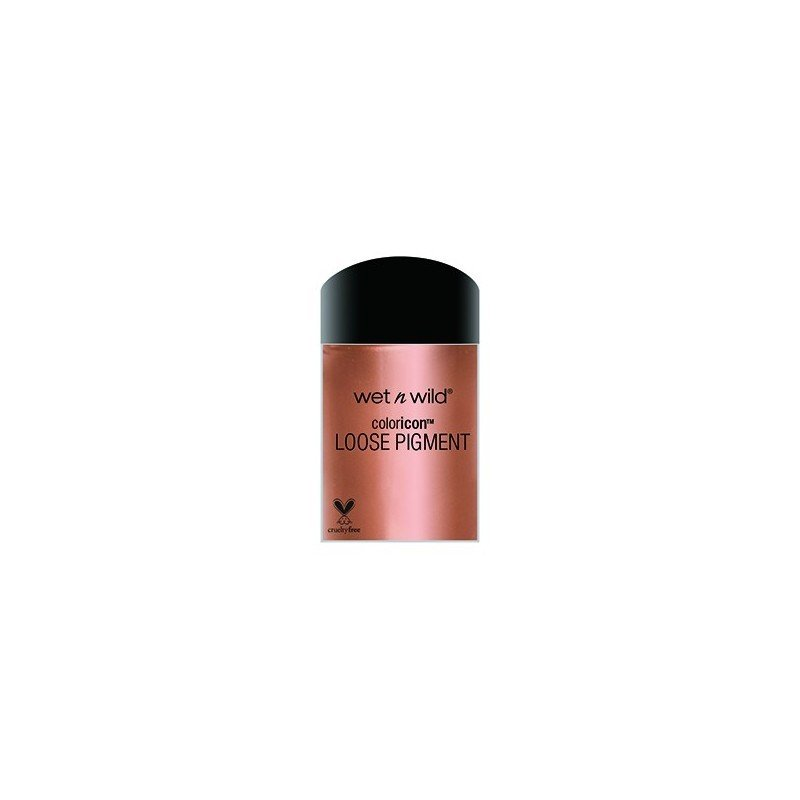 Wet n Wild - Pigmento Loose Edición Limitada Sequins & Stardust - E34836 Ride on my Copper