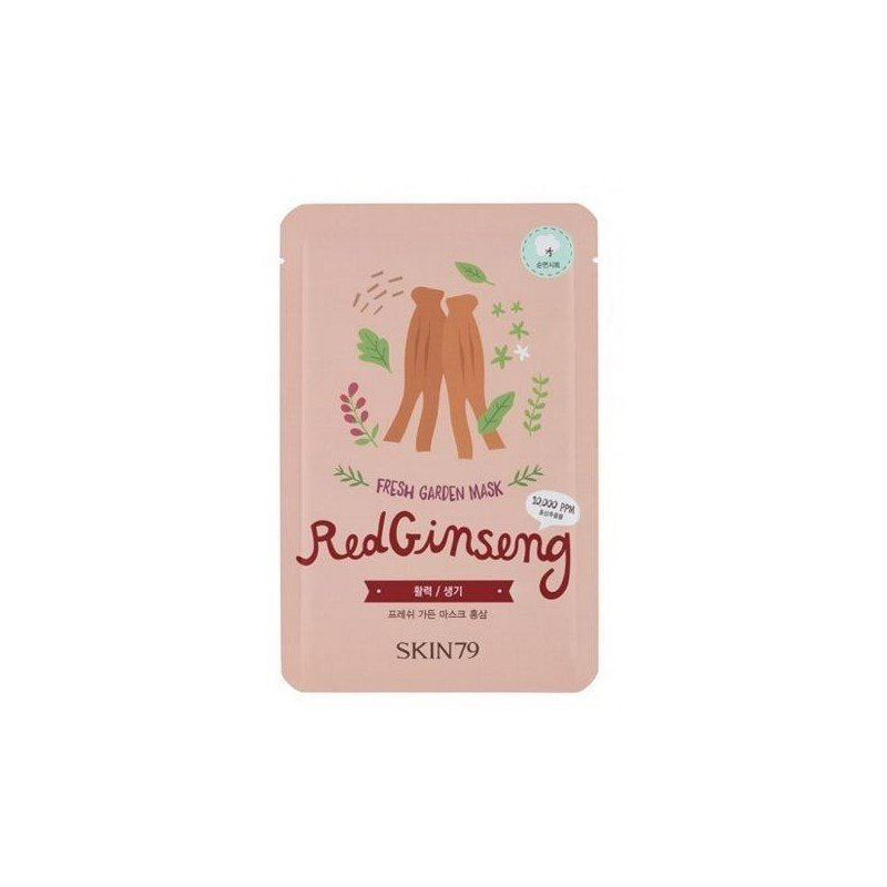 Skin 79 - Fresh Garden Mask - Red Ginseng