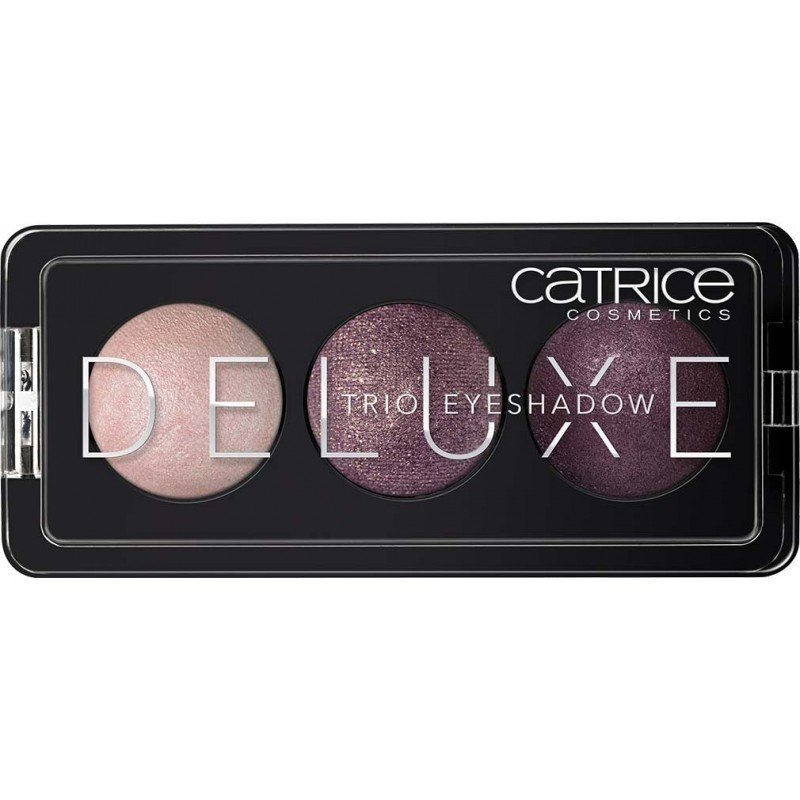 Catrice - Deluxe Trio de Sombras - 030 Rose Vintouch