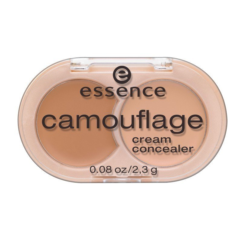 Essence -  Camouflage cream concealer - 10 natural beige