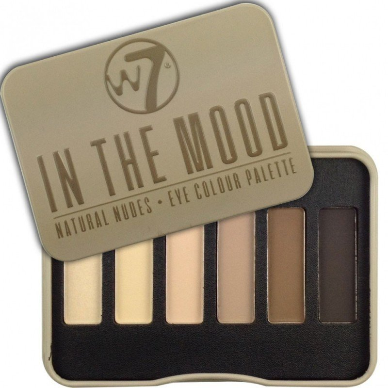 W7 - Paleta-de-sombras - In the Mood