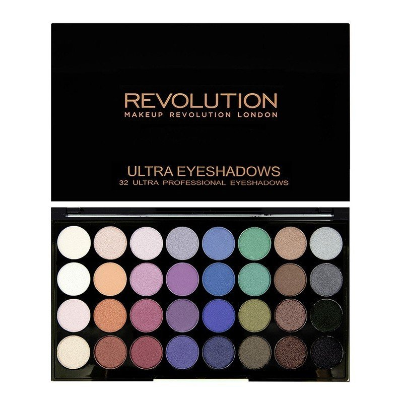 Makeup Revolution - Shadow Palette - Mermaids Forever