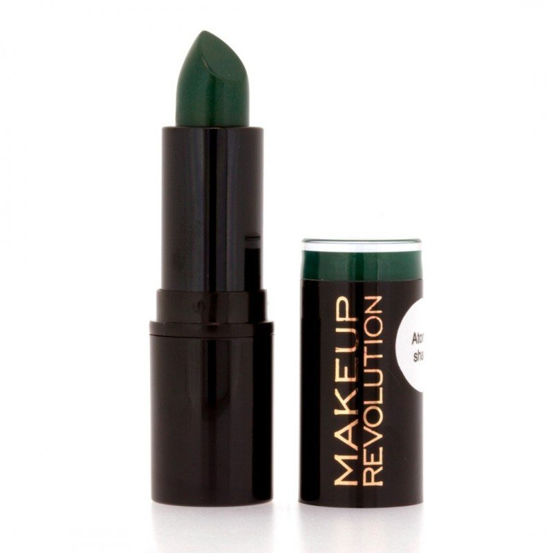 Makeup Revolution - Barra de labios Amazing Colección Atomic - Atomic Serpent
