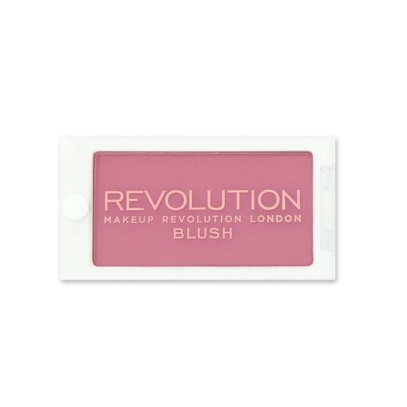 Makeup Revolution - Powder blush - Wow! - New format