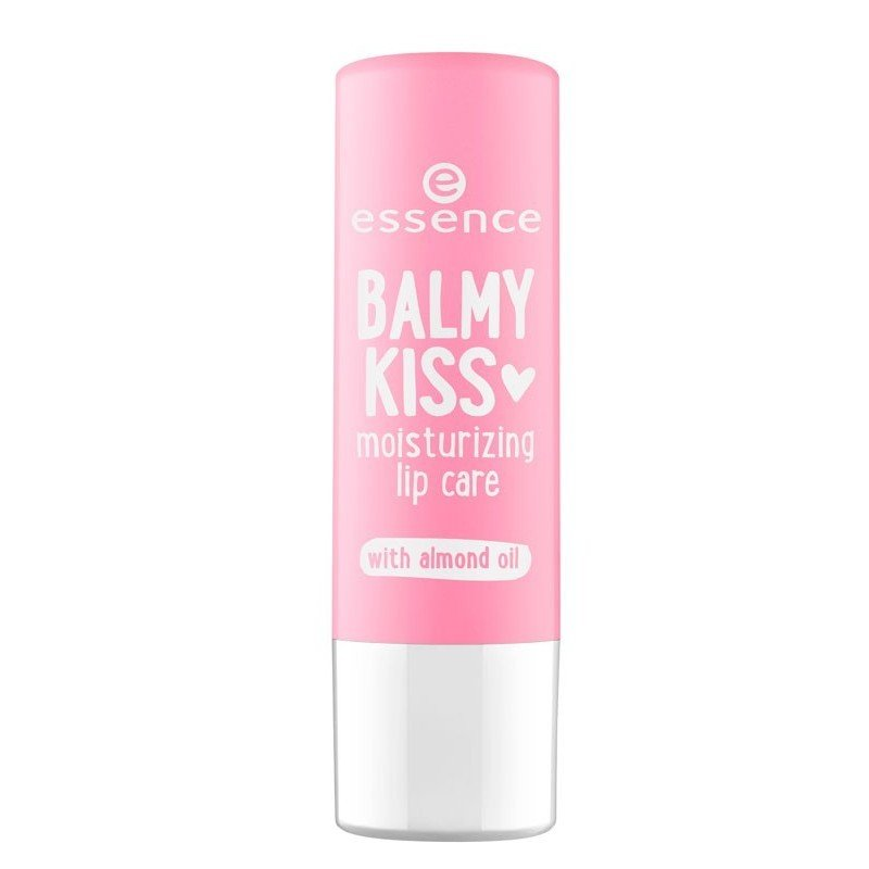 Essence - Bálsamo labial Balmy Kiss - 02 beauty on the go