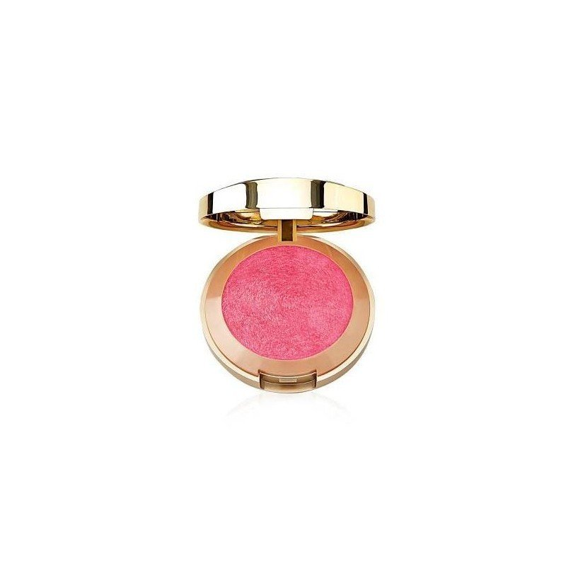 Milani - Colorete Baked Blush  - 01 Dolce Pink