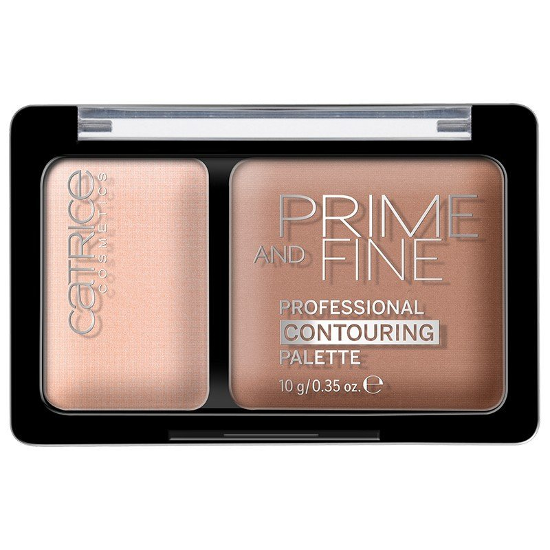 Catrice - Contorneador Prime And Fine - 010 Ashy Radiance