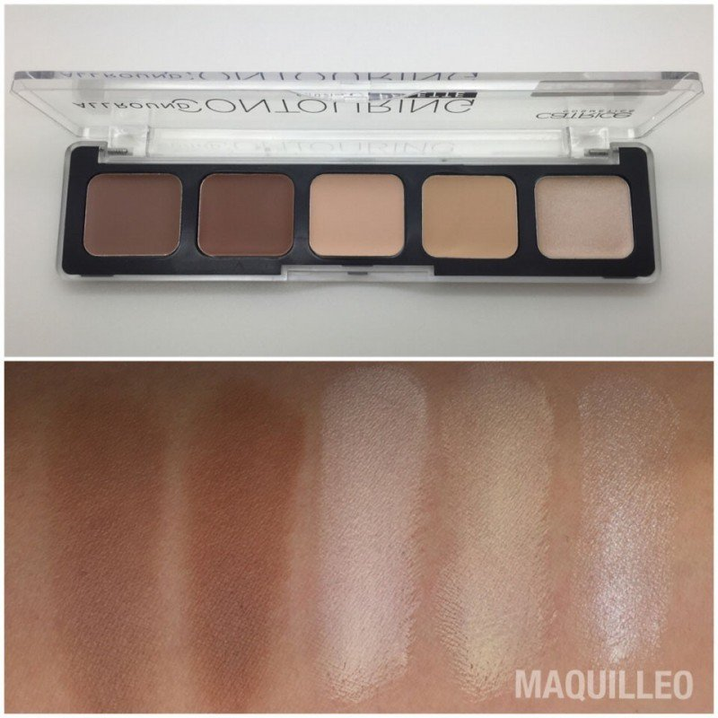 Catrice - Allround Contouring Palette - Modelling