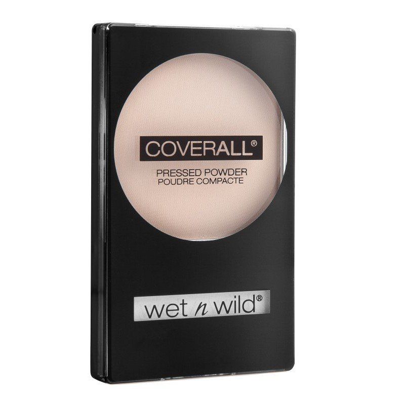 Wet n Wild - Polvos compactos CoverAll - E823B Light