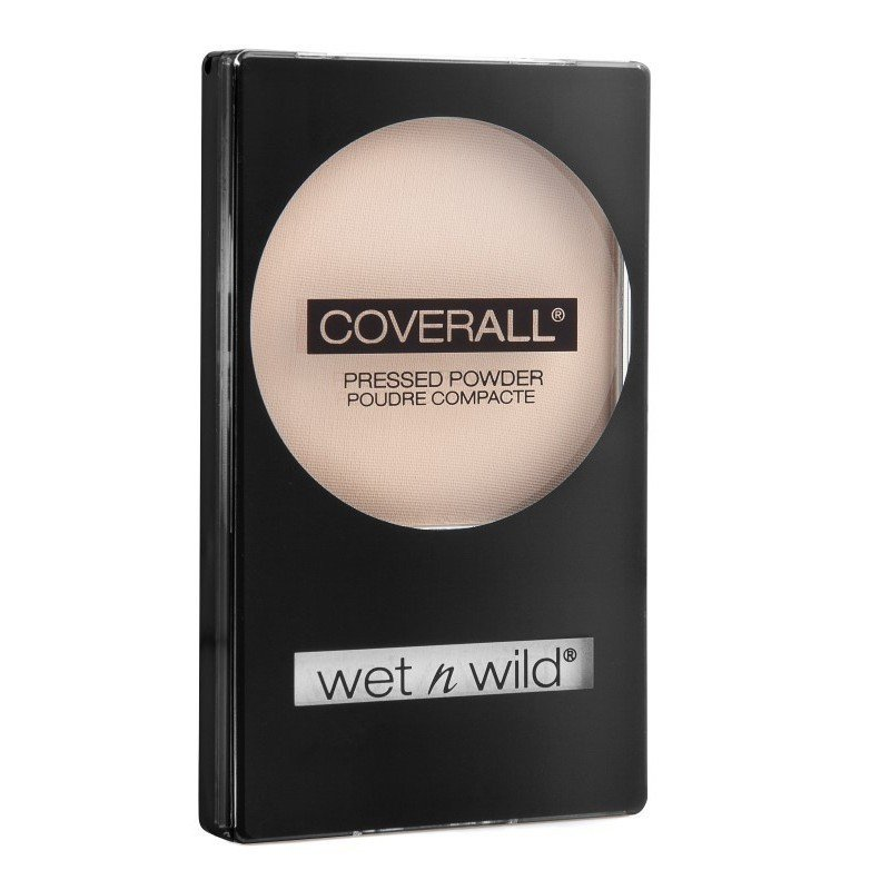 Wet n Wild - Polvos compactos CoverAll - E825B Medium
