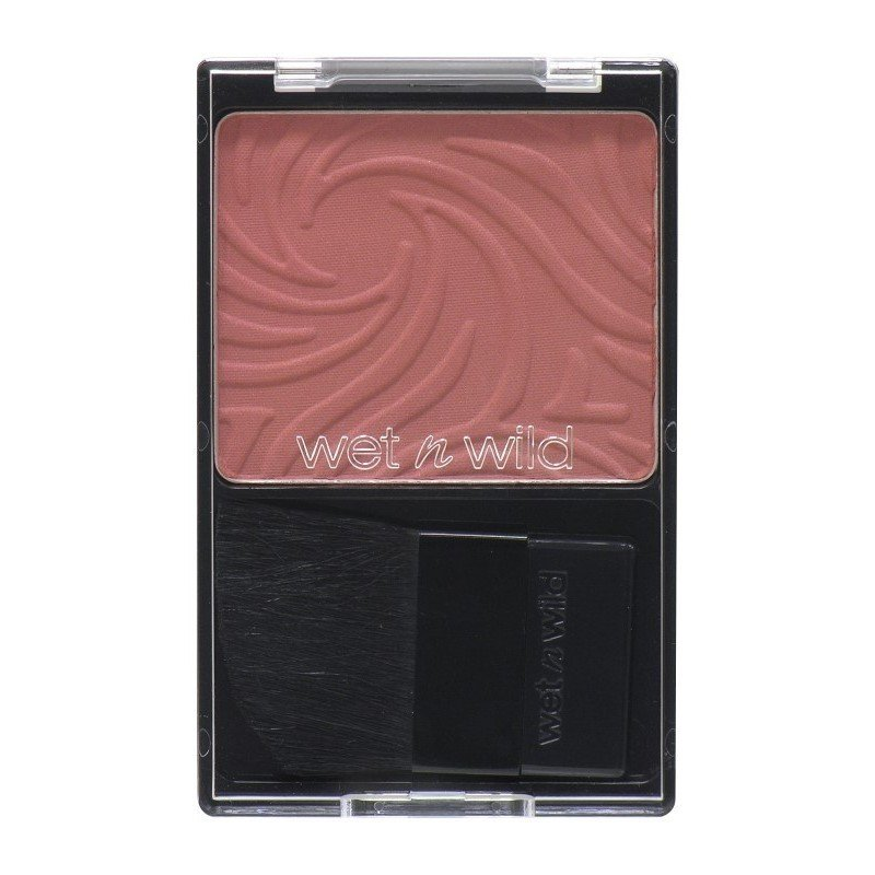 Wet n Wild - Colorete Color Icon - E833E Mellow Wine