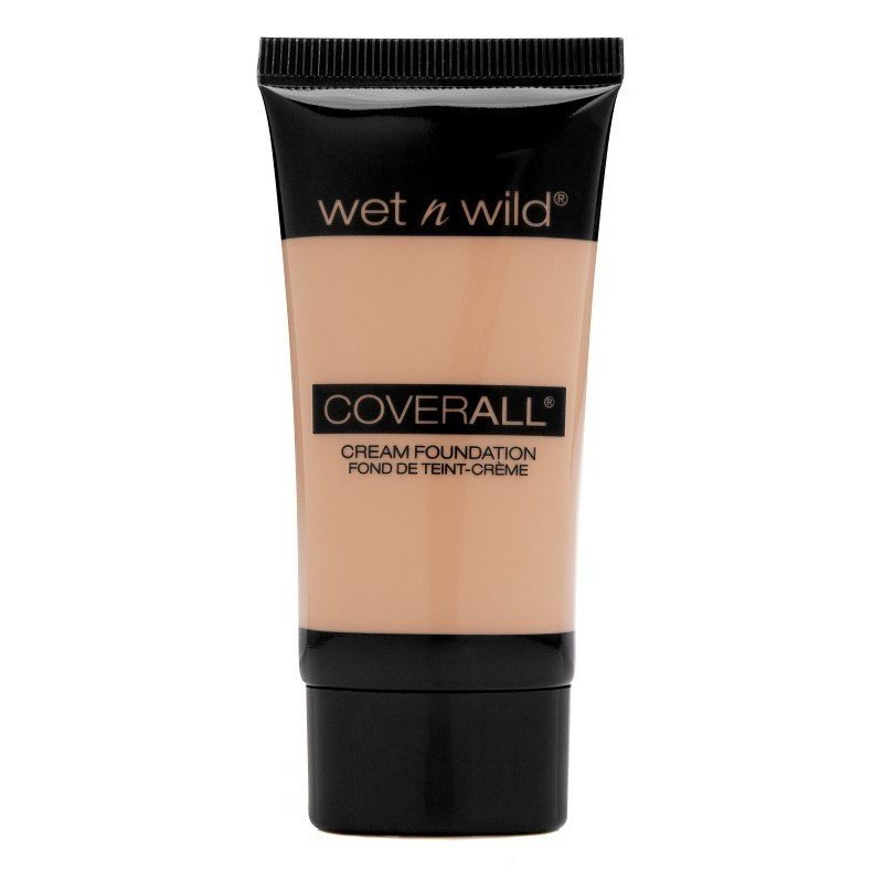 Wet n Wild - CoverAll Crème Foundation - E817 Light