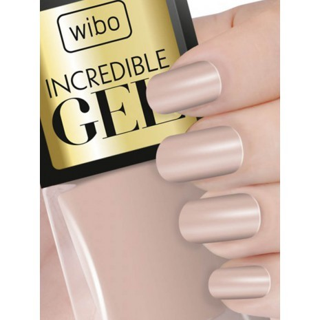 Wibo - Esmalte de Uñas Incredible Gel - 8
