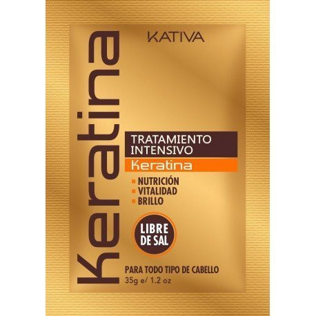 Kativa - Keratin Intensive Treatment About 35 g.