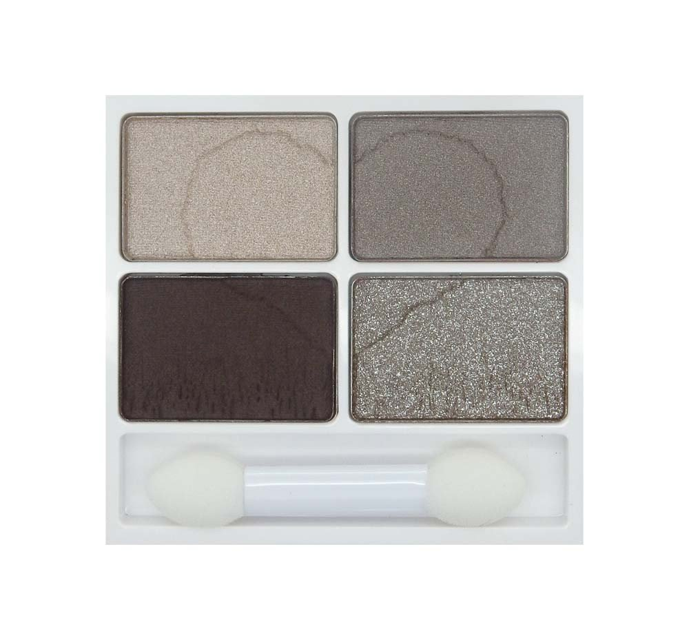 "W7 ""Very Vegan"" - Eyeshadow Quad Palette - Warm Winter"
